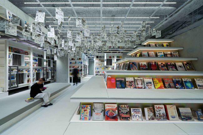 大阪初!泊まれる本屋「BOOK AND BED TOKYO」心斎橋にオープン