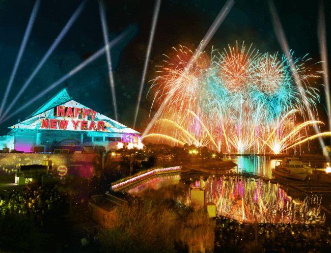 【終了】横浜・八景島シーパラダイスで大晦日から元旦にかけて「オールナイト営業」実施