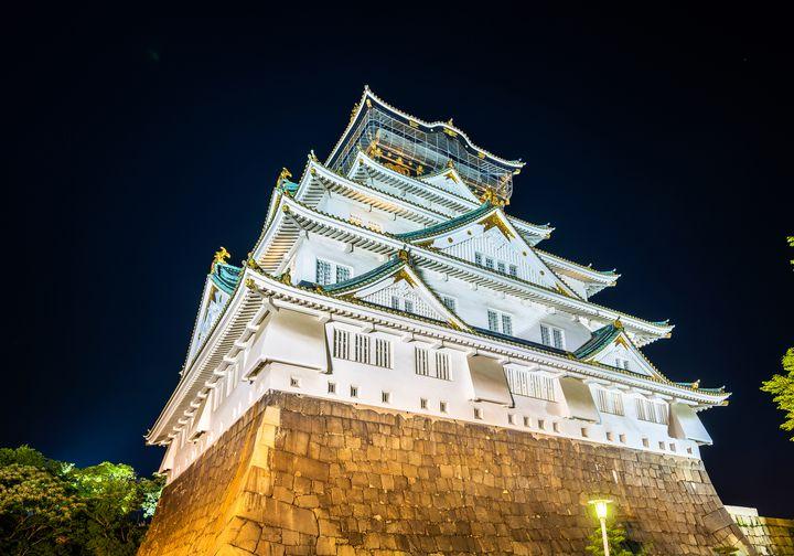 【開催中】今年の冬は幕末維新へタイムスリップ!大阪で「大阪城イルミナージュ」開催