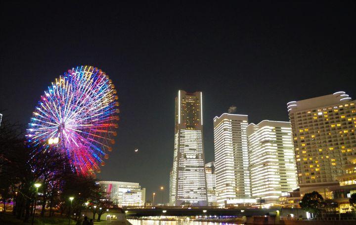 【終了】横浜みなとみらい1日限りのライトアップ「TOWERS Milight」開催