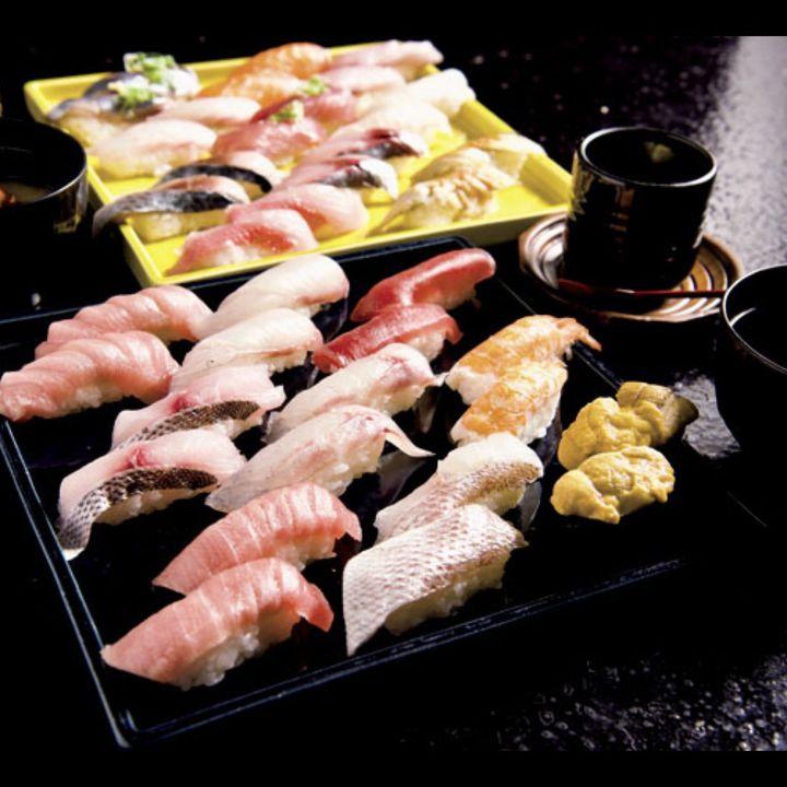 リーズナブルにお腹いっぱい!東京都内で寿司・刺身の食べ放題ができるお店7選