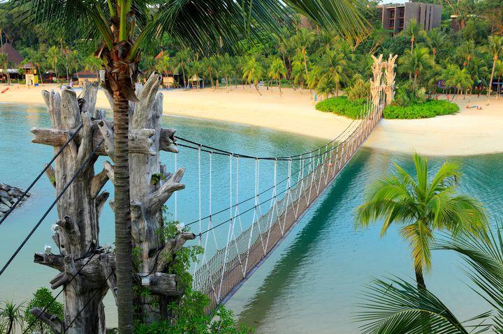 """思い出を""""素敵""""に残したい!シンガポール・セントーサ島のフォトジェスポット7選"""