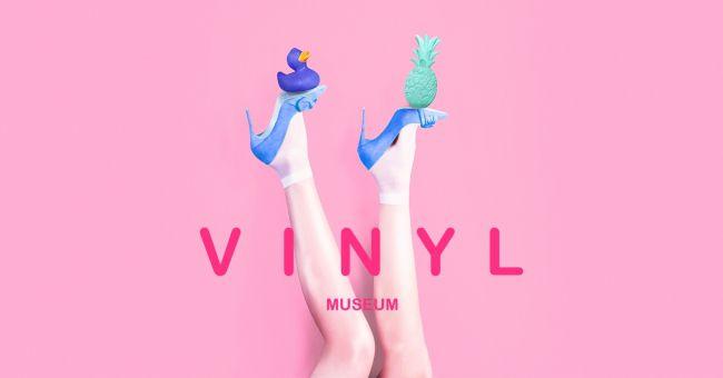 【開催中】参加型フォトジェニックアート展!「VINYL MUSEUM」名古屋で開催