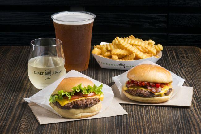 NY発のハンバーガーレストラン「Shake Shack®」が京都に初上陸
