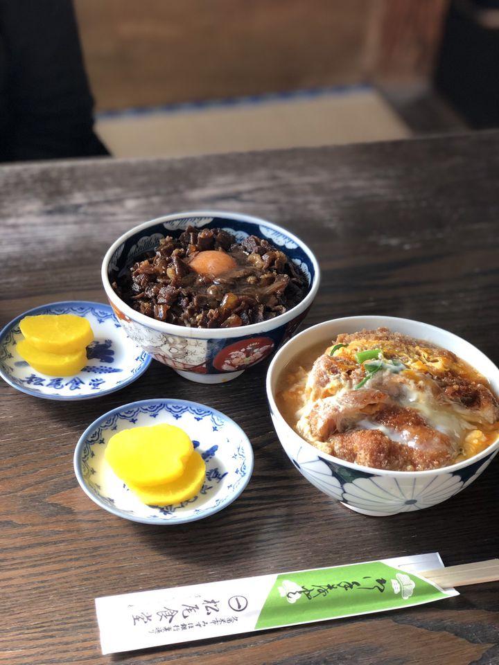 昭和レトロな愛され食堂。福岡県久留米にある「松尾食堂」に行ってみた