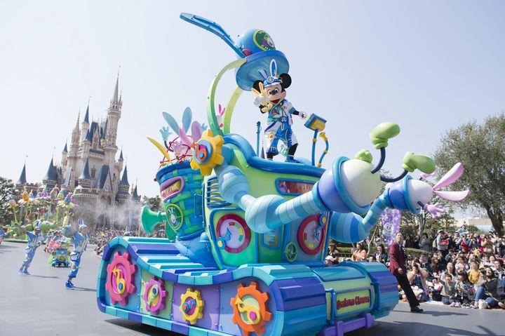 【開催中】ヘンテコ楽しい春が来る!ディズニーランド&シーで「ディズニー・イースター」開催
