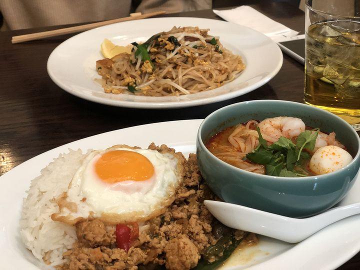 タイ帰りの私がひっそり教えちゃいます。東京都内のオシャレ×美食なタイ料理5選