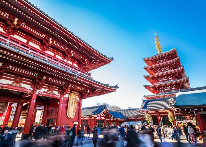 東京どこ案内しよう?海外の友達に紹介したい東京の観光スポット7選