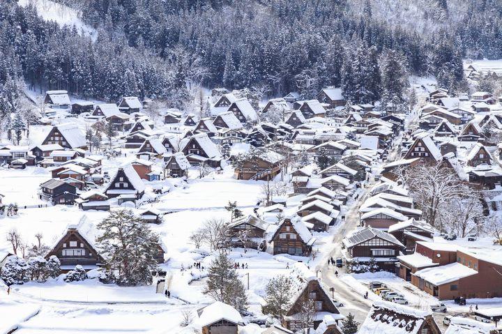 日本の美しい冬をあなたの目で!白川郷と周辺を巡るおすすめ冬旅1dayプラン | RETRIP[リトリップ]