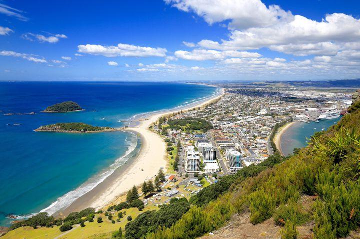 カップルで行きたい!「ニュージーランド北島」の絶景7選をご紹介