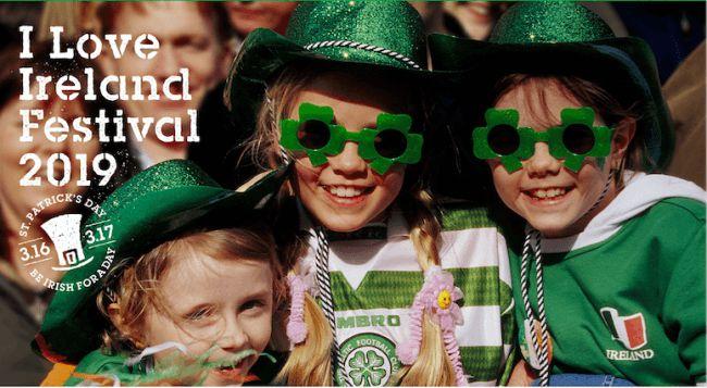 【終了】アジア最大級パレードも!「アイラブアイルランド・フェスティバル」原宿で開催
