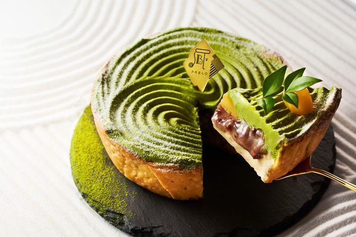 「お茶」に特化したチーズタルト専門店!なんばCITYにリニューアルオープン