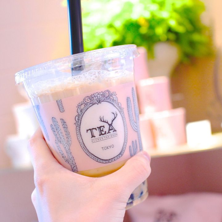 春色ピンクのカフェは定番可愛い!東京都内のフォトジェニックなピンクカフェ8選
