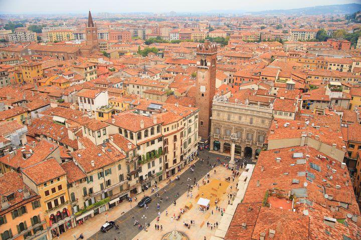 イタリアでとっても可愛い街を発見!ヴェローナのおすすめ観光スポット7選