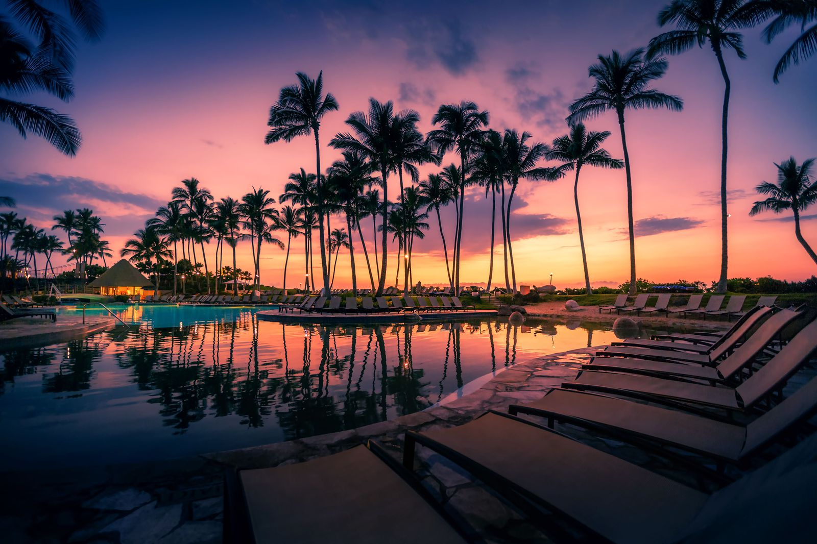 ハワイ島の航空券も当たる!リゾート派注目の「ハワイ島」3泊5日癒しの旅プラン