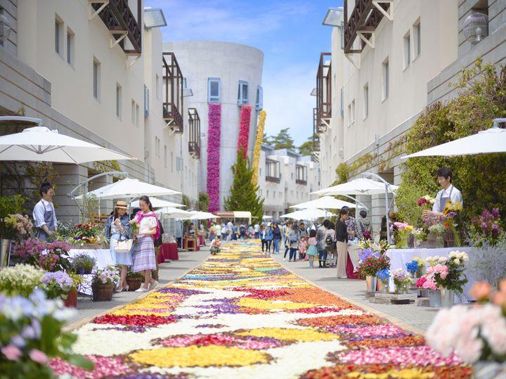 【終了】毎年恒例の春イベント!星野リゾート リゾナーレ八ヶ岳で「花咲くリゾナーレ」が開催