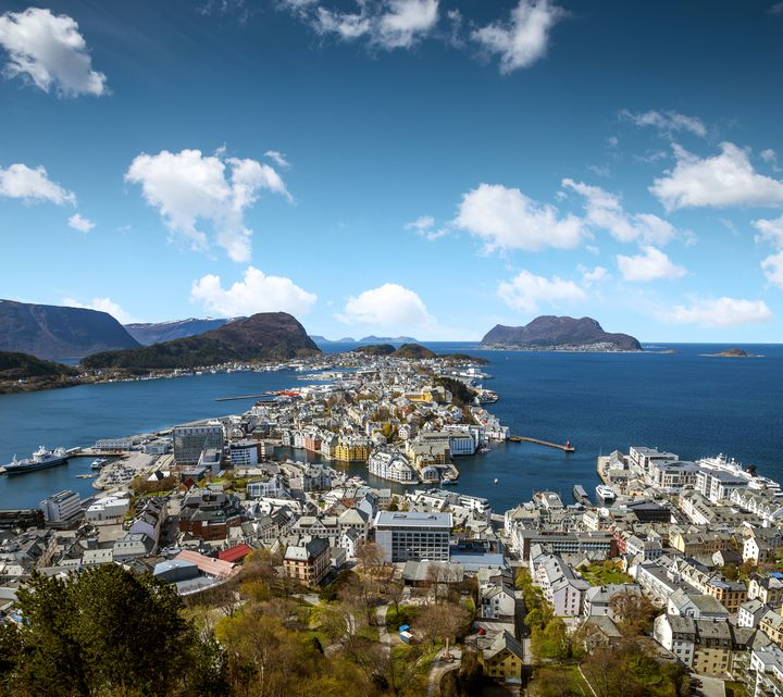 """美しすぎる!ノルウェーの秘境""""オーレスン""""で行きたいおすすめスポット7選"""
