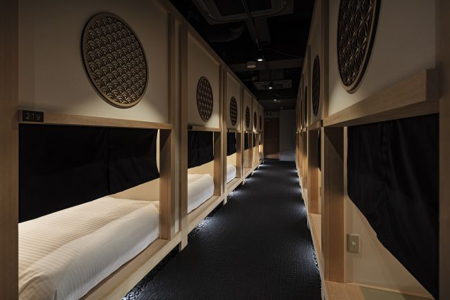 泊まれる茶室がコンセプト「hotel zen tokyo」人形町にOPEN