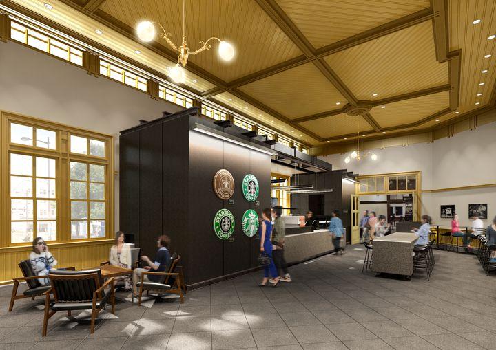 福岡の国指定重要文化財に出店!「スターバックス コーヒー 門司港駅店」オープン
