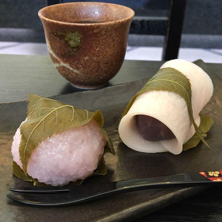 """インスタ映えは""""季節感""""が命。だからこそ知りたい都内の美味しい桜餅のお店7選"""