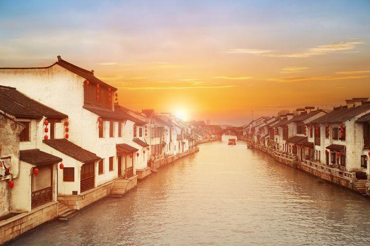 美しすぎる絶景!世界遺産・中国大運河が流れるおすすめスポット6選