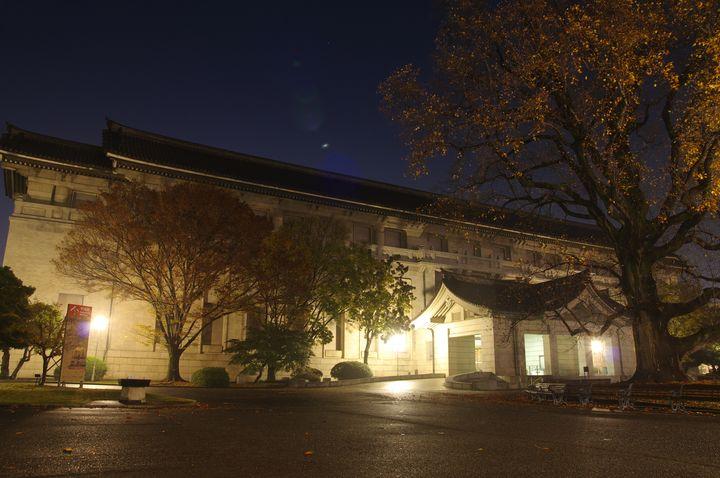 満天の星空の下で映画を見よう!東京国立博物館で「野外シネマ」開催