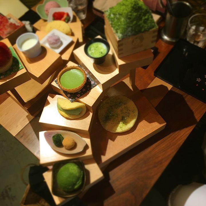 福岡でインスタ映え抹茶スイーツを食べるならここ!福岡市の濃厚抹茶スイーツ7選