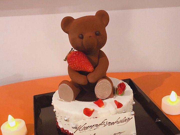 ケーキ×○○!誕生日にもらったら嬉しいインパクト抜群の誕生日ケーキ7選