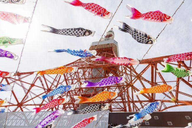 """【2019】絶景からグルメまで。東京近郊の""""GWに家族で行きたいイベント""""まとめ"""