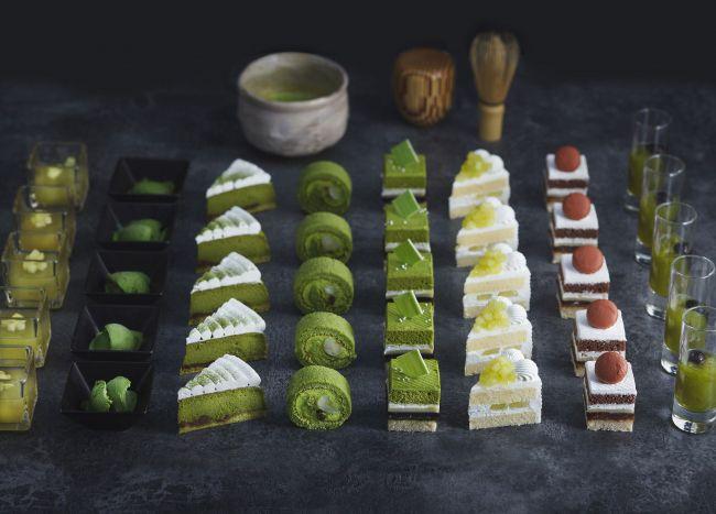 【終了】新茶の季節!ホテルニューオータニ幕張で「宇治抹茶」ビュッフェ開催