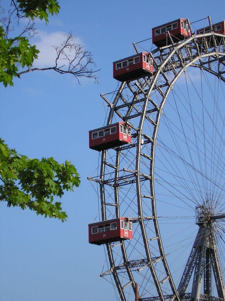 ウィーンで絶叫!深夜も開いてる「プラーター」遊園地の絶叫7選を解説
