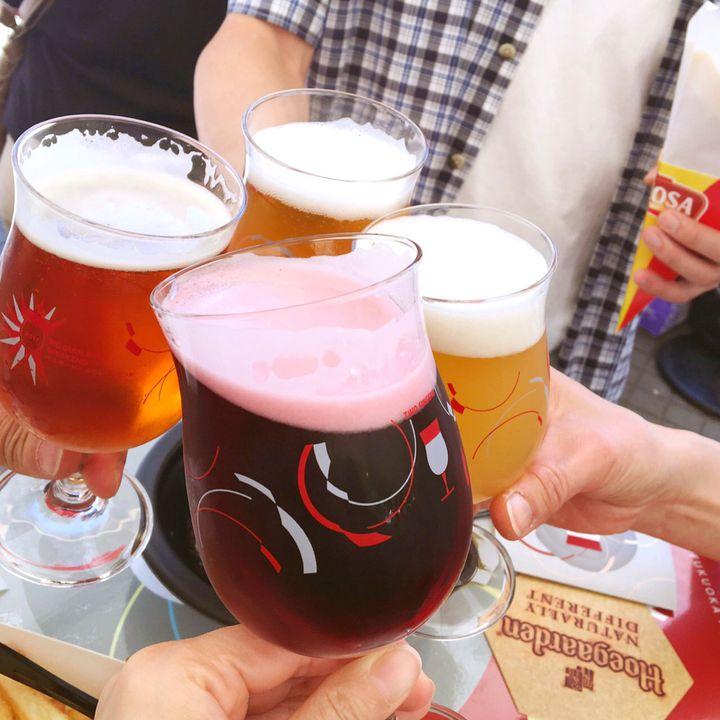 """ビールに梅酒・果実酒も!これから行きたい""""飲み比べイベント""""まとめ【東京+α編】"""