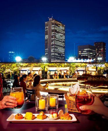 夏といえばビアガーデン。東京都内で行きたいビアガーデンまとめ【第二弾】