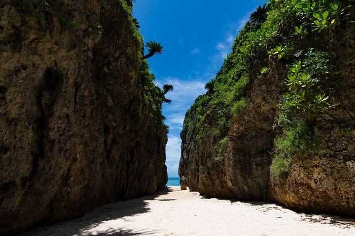 まるで宝探し。神に選ばれし者だけが辿りつける沖縄の秘境「備瀬のワルミ」とは