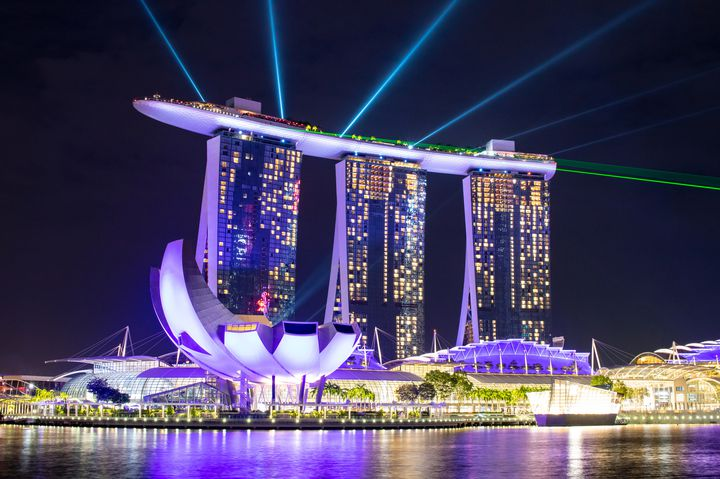 お洒落すぎる…。女子旅で行きたいフォトジェニックなホテル7選inシンガポール