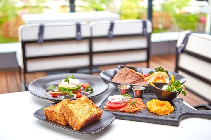 【終了】ブランチに焼き立てフレンチトーストを。京都に「マーサーブランチ」登場