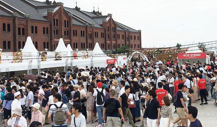 星付きの料理を堪能!横浜で「ミシュランガイド・フードフェスティバル」開催