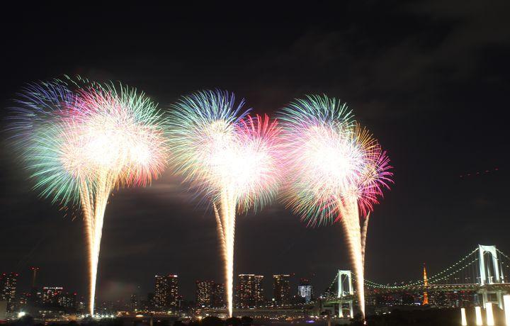 【終了】未来型花火エンターテインメント「STAR ISLAND2019」豊洲にて開催