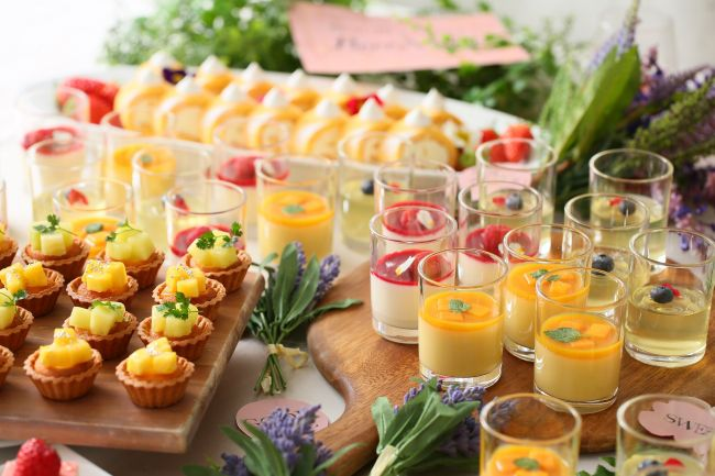【開催中】料理もスイーツもお酒も!「Beauty&Sweet BEER GARDEN」名古屋で開催