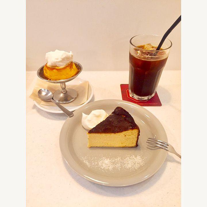 """人気急上昇中!東京都内で今話題の""""バスクチーズケーキ""""が食べられるカフェ7選"""