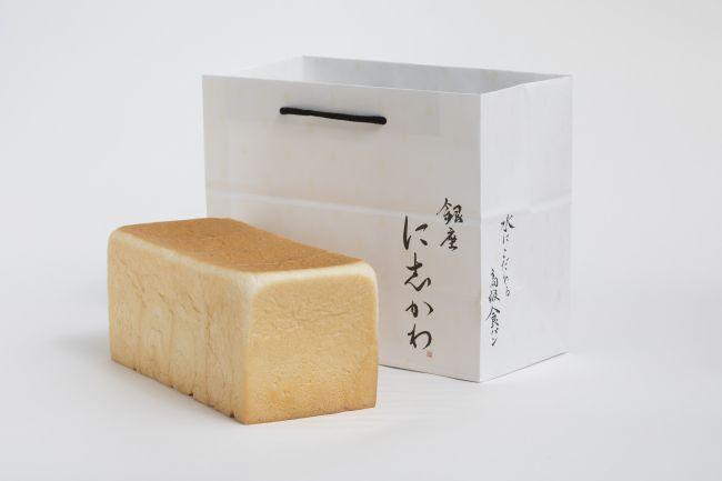 """""""水にこだわる高級食パン""""で話題!「銀座に志かわ」青森県弘前市にオープン"""