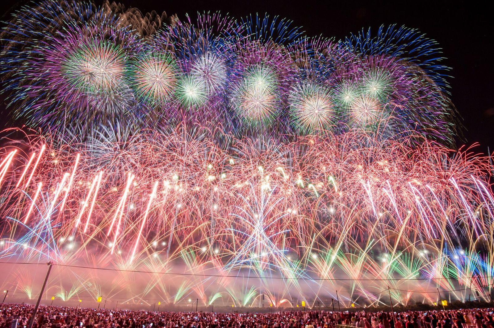 祭に花火にワクワクが止まらない!東北の夏夜を楽しめるイベント9選