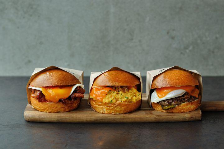 たまご好き必見!LAでNO.1の卵料理専門店「eggslut」新宿にオープン