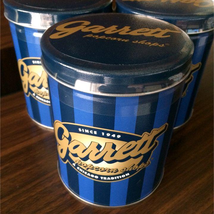 毎度行列!「ギャレットポップコーン」が期間限定で歴代デザイン缶発売