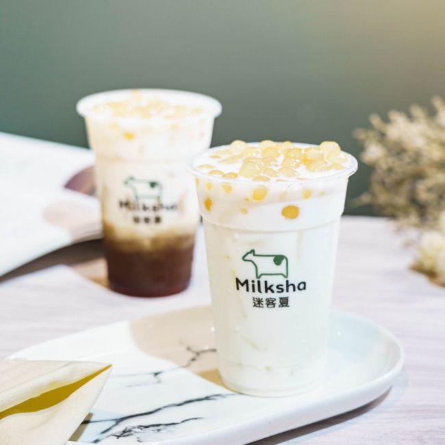 台湾で話題沸騰中の白いタピオカを青山で。「ミルクシャ」ついに日本初上陸