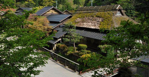 レトロな古き良き町 智頭町でしたいこと5つをご紹介します