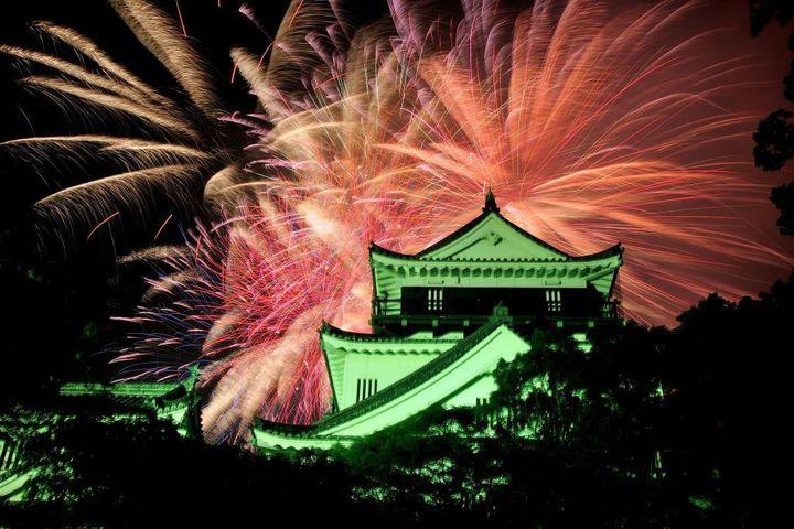 【終了】歴史と伝統を感じる。「岡崎城下家康公夏まつり 第71回花火大会」が愛知県で開催