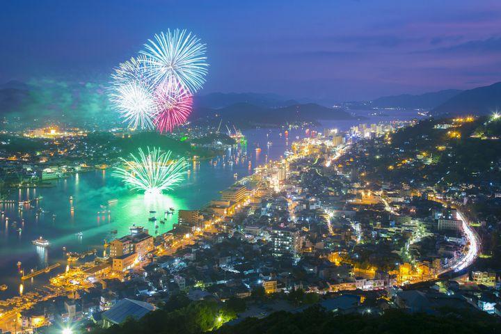 【終了】アートの島とも呼ばれる生口島で大迫力花火を鑑賞。「瀬戸田町夏まつり」が今年も開催