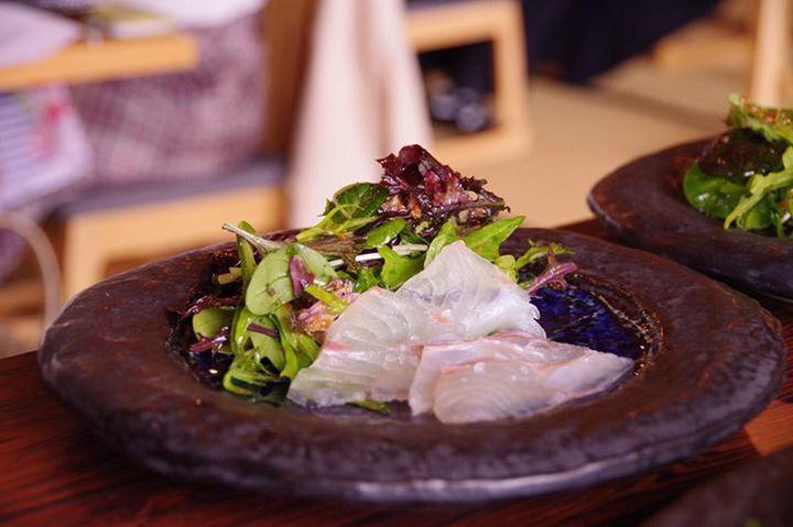 旬の食材を使った絶品料理「河野北前膳 炊の会」 開催中