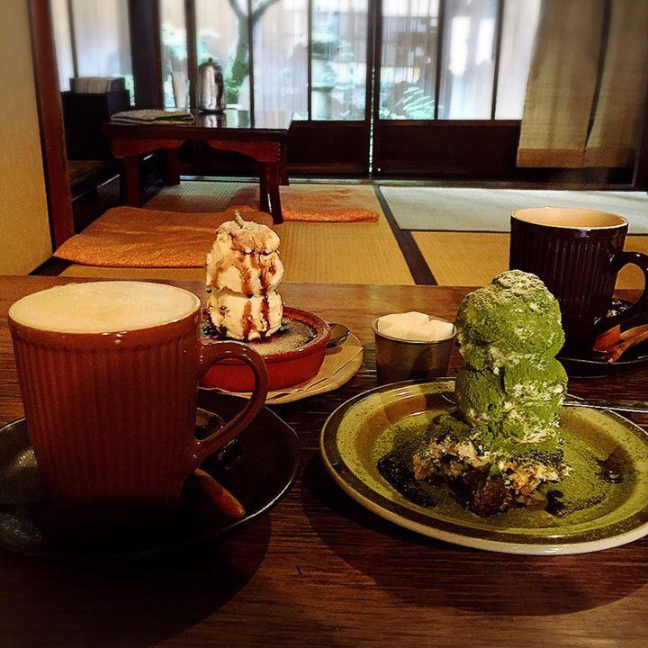 レトロ感が可愛い!京都の古民家カフェ15選!